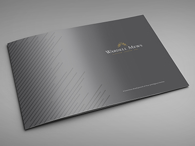 Luxury New London Mews Marketing Brochure